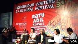 Panitia Borobudur Writers and Cultural Festival