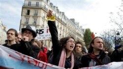 پارلمان فرانسه برای تصویب لایحه اصلاح سیستم بازنشستگی آماده می شود
