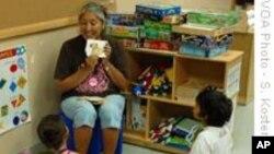 Cherokee Indijanci čuvaju svoj jezik