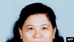 Phó Chủ tịch Quốc hội Việt Nam Tòng Thị Phóng