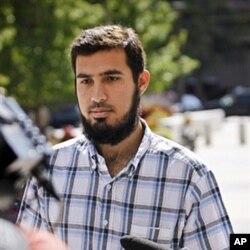 نجیب اللہ زازی جسے ستمبر 2009ء میں دہشت گردی کے الزام میں گرفتار کیا گیا تھا