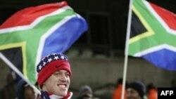 Amerika dhe Botërori 2010 në Afrikën e Jugut