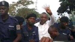Mike Mukebayi atindami na boloko