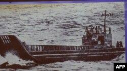 Баржа «Т-36»