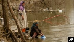 India Kashmir World Water Day