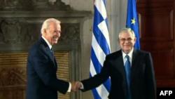 Bajden premton mbështetje amerikane për Greqinë