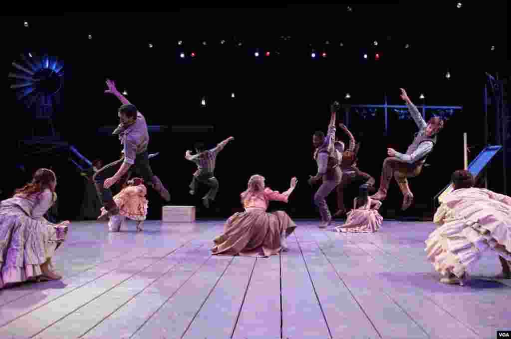 Oklahoma u pozorištu Arena Stage