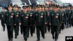 افزایش ۱۱ درصدی بودجه نظامی چین در ۲۰۱۲