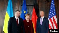 德法兩國領袖繼續爭取化解烏克蘭危機