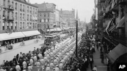 Labor Day Parade In Buffalo, New York. (file photo)
