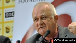 Dušan Janjić, Forum za etničke odnose (Foto: Medijacentar Beograd)