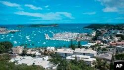 资料照 新喀里多尼亚首府努美阿
