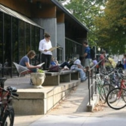 Grinnell College in Iowa has a student-operated microfinance organization