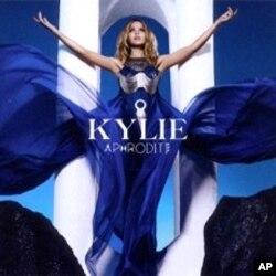 """Kylie Minogue's """"Aphrodite"""" CD"""