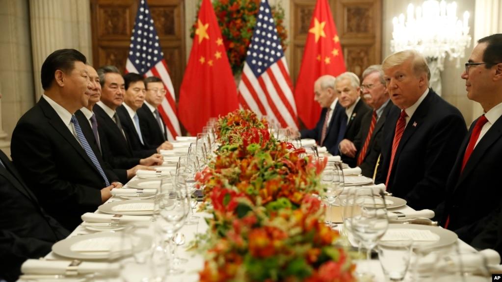 Çin ve Amerika Ticaret Savaşlarına Karşı Yol Haritasını Tartışıyor