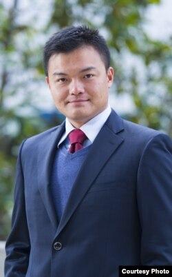 澳大利亞蒙納許大學犯罪學教授張耀中(Lennon Chang)(照片提供: 張耀中)
