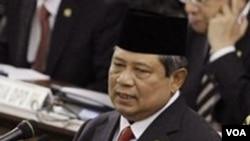 Menanggapi kasus bentrokan di Tarakan, Kaltim, Presiden Yudhoyono meminta yang bersalah dalam kasus ini untuk diproses sesuai hukum.