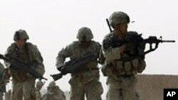 대 테러작전을 벌이는 아프간 주둔 미군