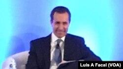 Jorge Familiar, vicepresidente del Banco Mundial para América Latina.