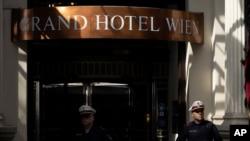 گراند هتل وین - محل برگزاری مذاکرت هسته ای
