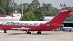 Việt Nam đấu giá máy bay 'ma'