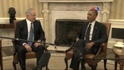 Obama y Netanyahu se reúnen