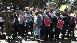 Wanachama wa baraza la mawikili Kenya wakitaka Gichuhi aondoke ofisini