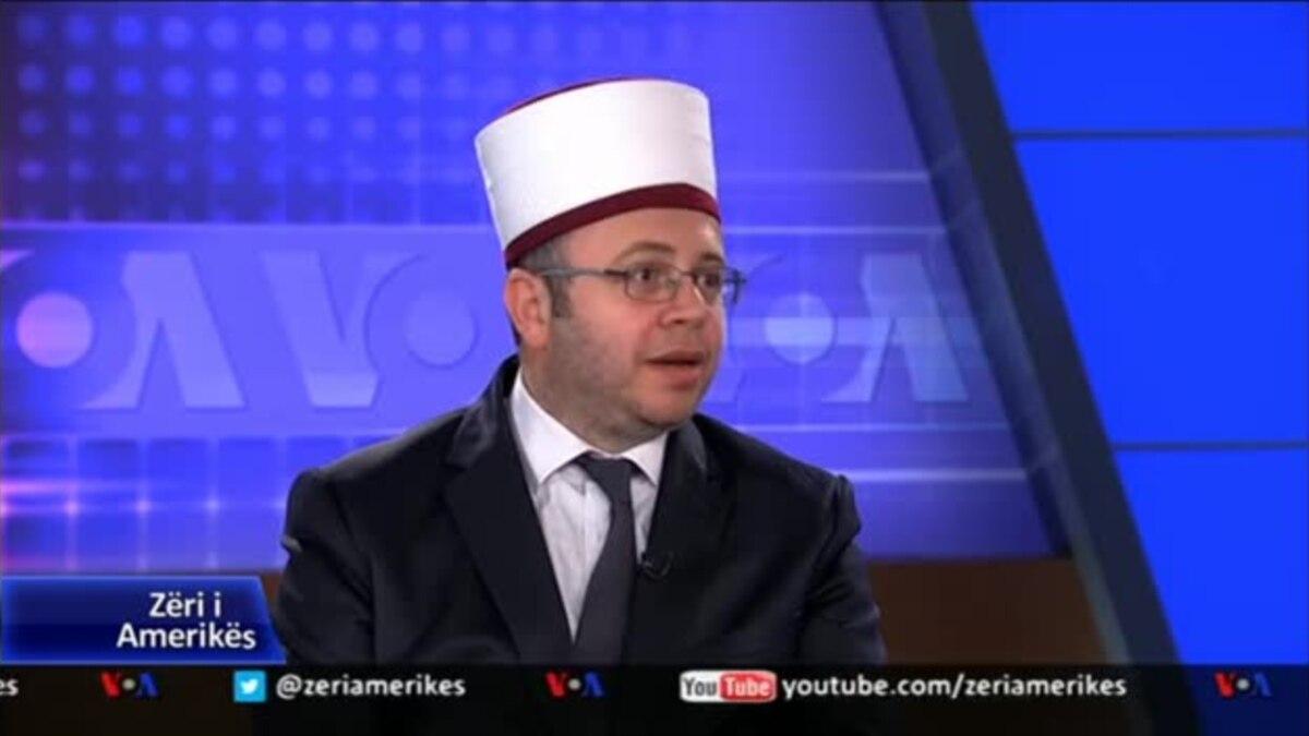 Billedresultat for Kryetari i Komunitetit Mysliman flet për konceptin e fesë dhe kombit