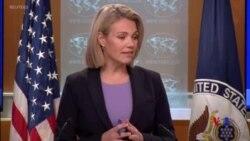 美媒:特朗普總統將提名諾爾特出任駐聯合國大使
