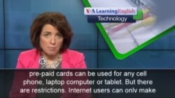 Cubans Use a Card to Reach the Internet