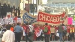 芝加哥教師繼續罷工