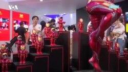 Хай, Tech! c Андреем Цветковым – Китай. Всемирная конференция робототехники