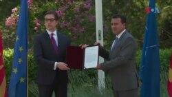 Заев го доби мандатот за влада - најави состав што ќе го следи патот кон ЕУ