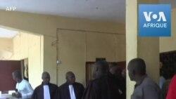 Condamnation des principaux initiateurs des manifestations