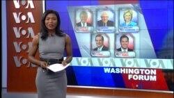 Washington Forum du 3 mars 2016 : Présidentielles américaines