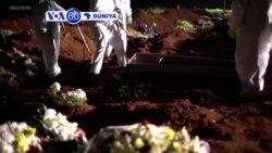 VOA60 DUNIYA: A Brazil, A Karon Farko Mutane Fiye Da Dubu Hudu Suka Mutu Sakamakon COVID-19 Cikin Sa'a 24