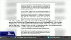 Konflikti për anëtarët e Gjykatës Kushtetuese drejt Komisionit të Venecias