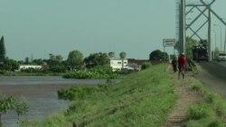 Cheias em Moçambique