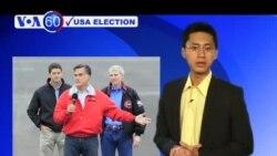 VOA60 Bầu cử Tổng thống Mỹ 2012 (26/9/2012)