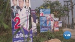 Southern Thailand Voters Hoping for Democratic Outcome