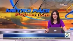Laporan Langsung VOA untuk MetroTV: Presiden ke-46 AS Joe Biden