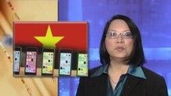 Điện thoại thông minh: Mặt hàng xuất khẩu hàng đầu của VN