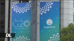 Mkutano wa siku mblili ya G20 ulianza leo Buenos Aries, Argentina