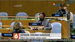 Laporan Langsung VOA untuk SCTV: Sidang Tahunan ke-75 Majelis Umum PBB Berlangsung Secara Hibrida