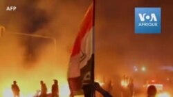 Irak: manifestations à Bassora