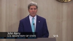 Kerry: 'Hamas Has a Fundamental Choice'