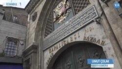 Salgın Önlemleri İçin Kapatılan Tarihi Kapalıçarşı Açıldı