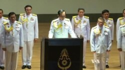 On Thai Coup Anniversary, No End in Sight for Military Rule