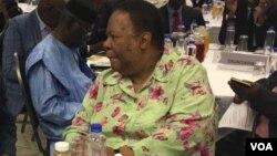 UNkosikazi Naledi Pandor wakwele South Africa