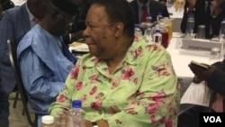 USikhwicamfundo Naledi Pandor wakwele South Africa.
